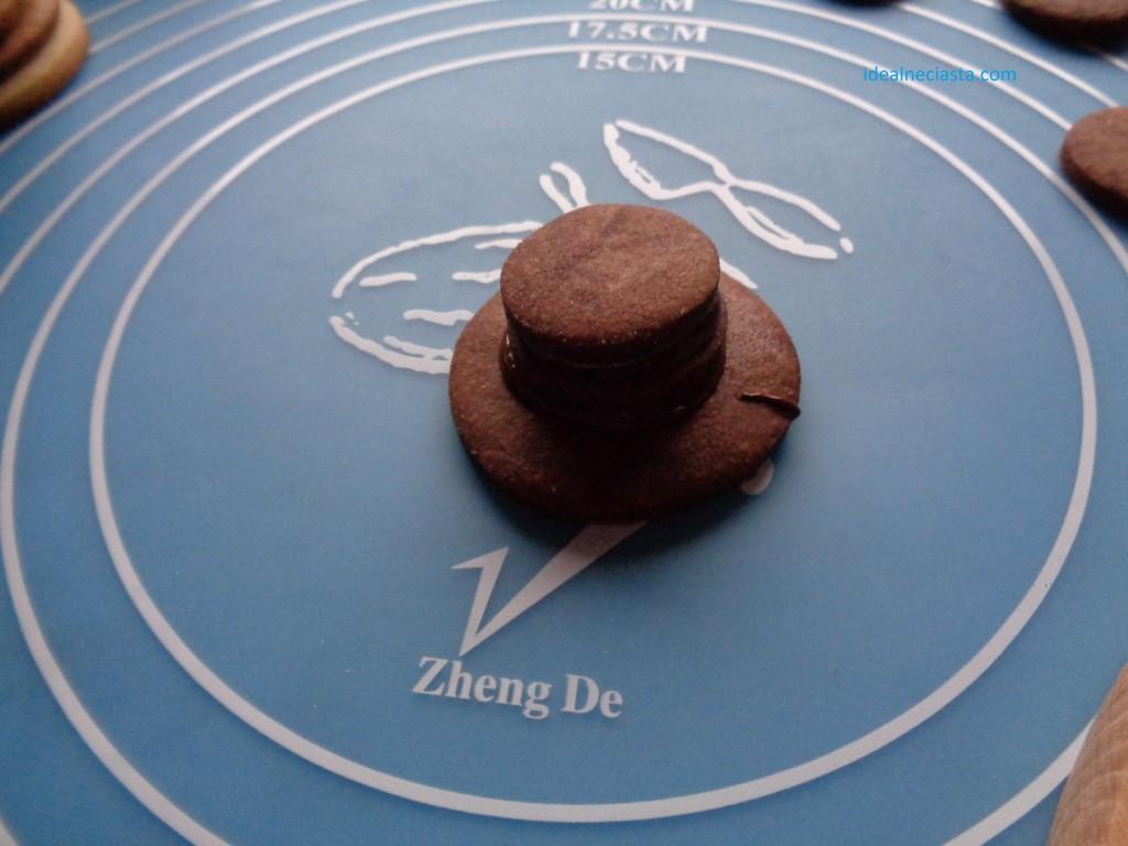ciasteczkowy kapelusz