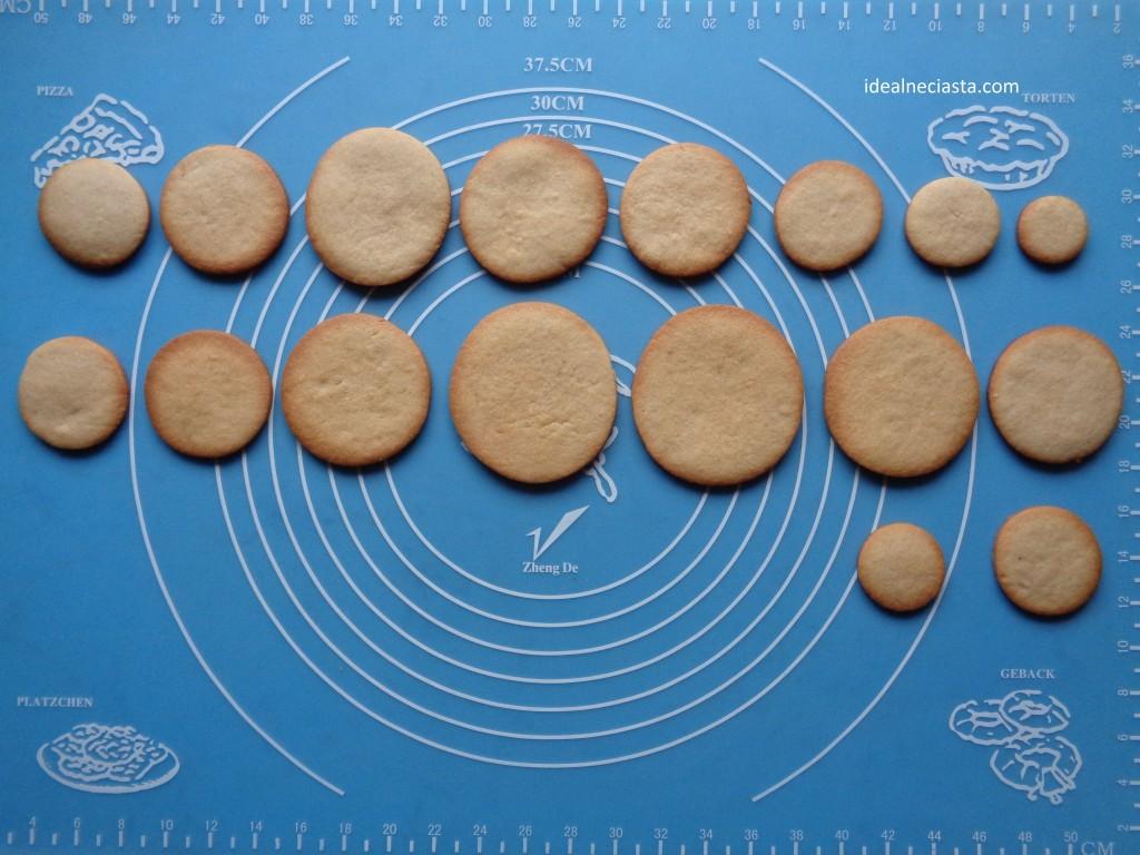 ciasteczka na bałwanki