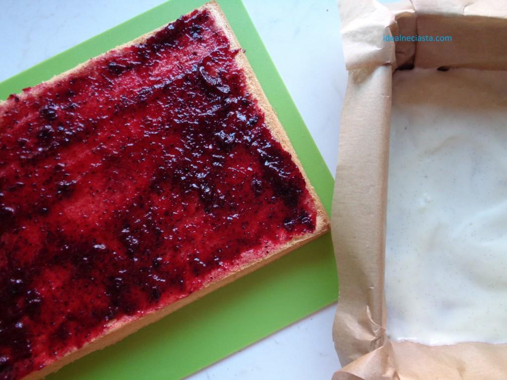 królewiec składanie ciasta