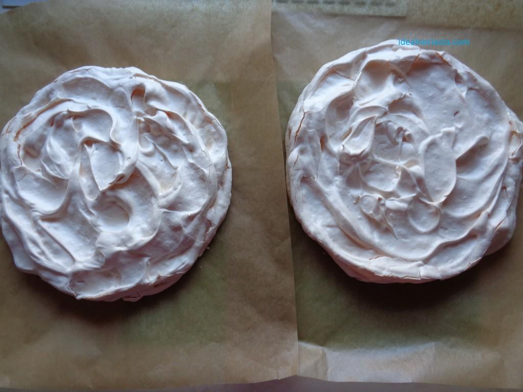 tort bezowy blaty
