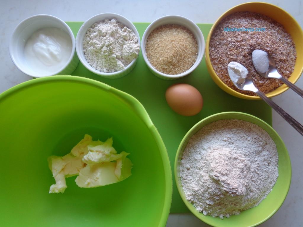 skladniki ciasteczek z otrebami