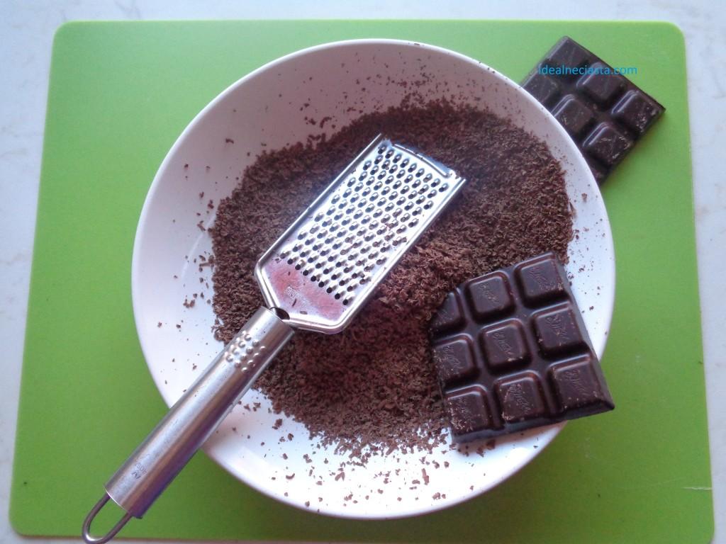 tarta czekolada