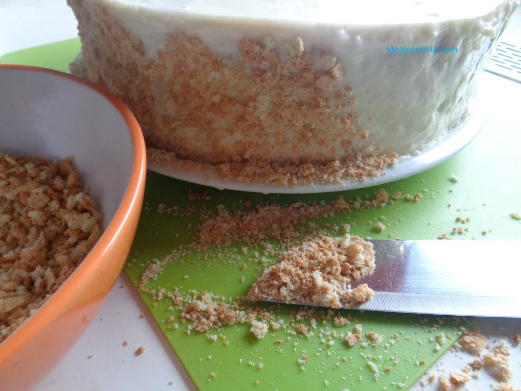 wybijanie bokow tortu