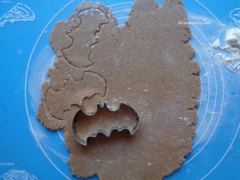 wycinanie ciastek