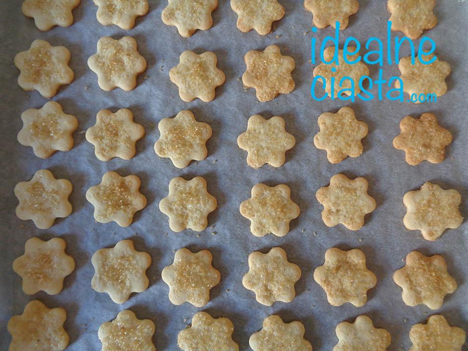 upieczone ciasteczka