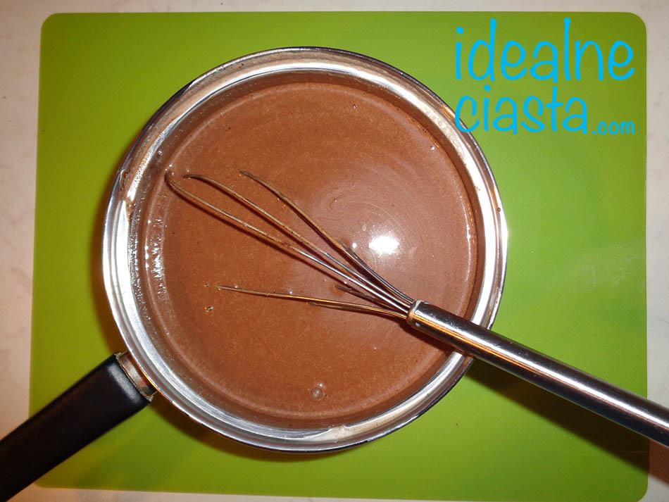 smietanka z czekolada