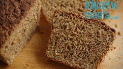 chleb orkiszowo-owsiany ze slonecznikiem