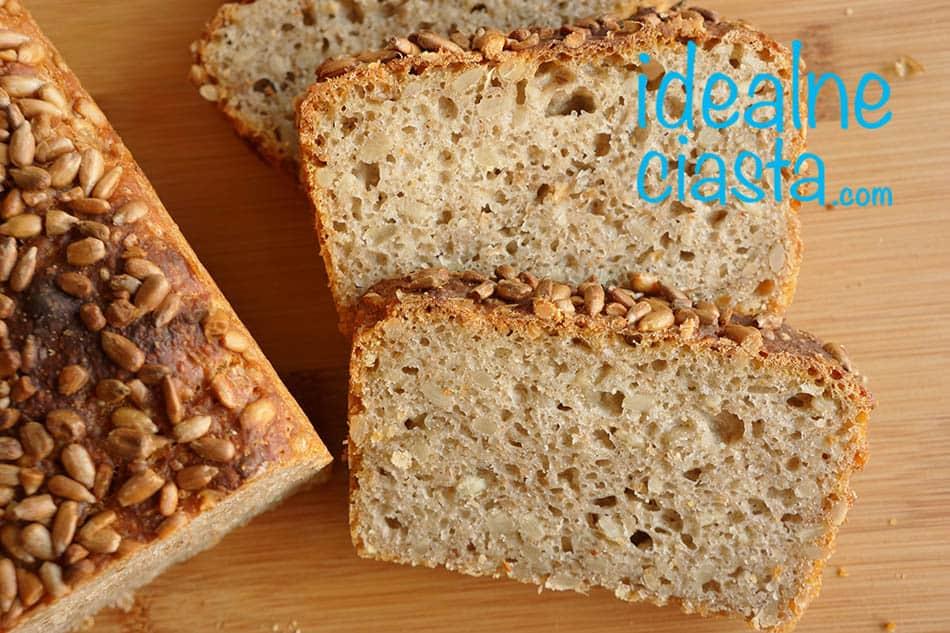 chleb pszenno-zytni na zakwasie ze slonecznikiem