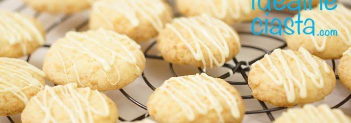 maslane ciasteczka kokosowe