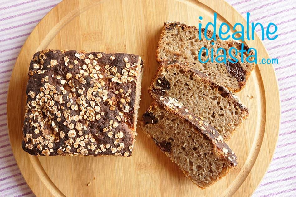 chleb z suszona sliwka