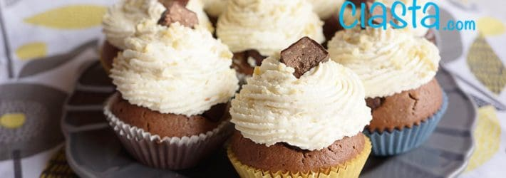muffinki z michalkami