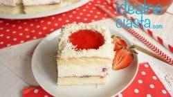 ciasto biedronka z kremem