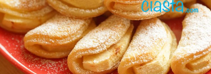 ciasteczka serowe z jablkami