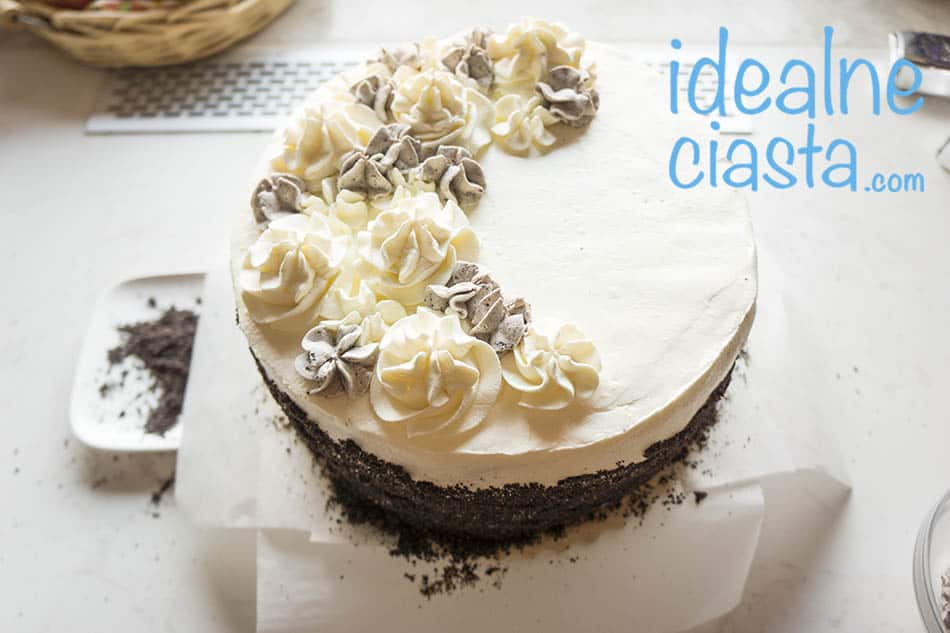 dekoracja tortu
