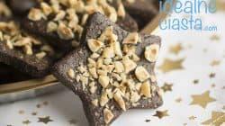 kakaowe ciasteczka z orzechami laskowymi