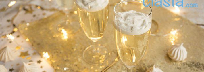 galaretka z szampana