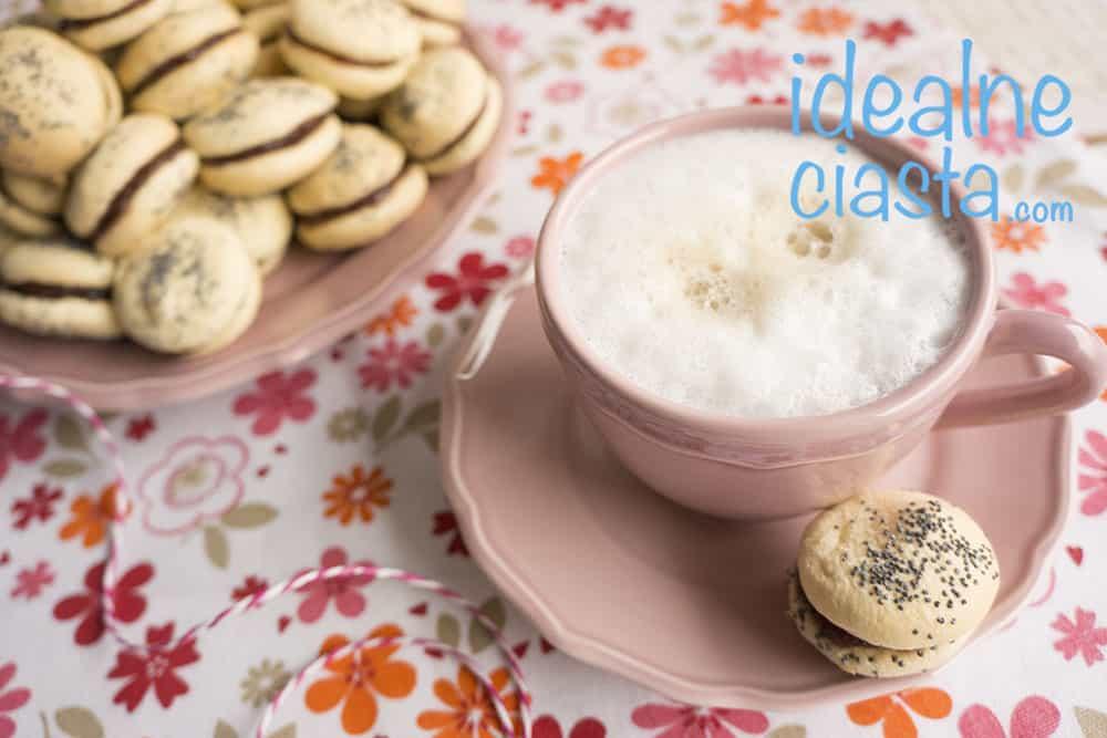 ciasteczka z makiem i dzemem