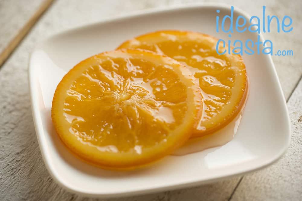 kandyzowane pomarancze