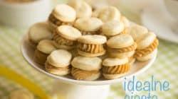 maslane ciasteczka z kajmakiem