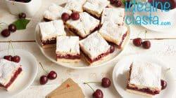 kruche ciasto z czeresniami - najlepszy przepis