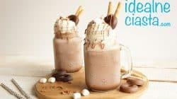 milkshake czekoladowy przepis
