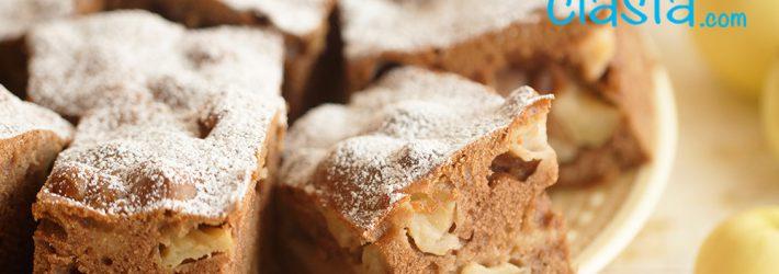 ciasto salceson z jablkami najlepszy przepis