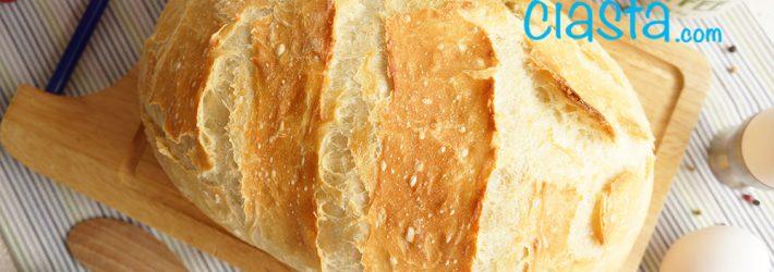 chleb z garnka najlepszy przepis