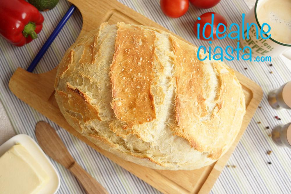 chleb na drozdzach latwy przepis