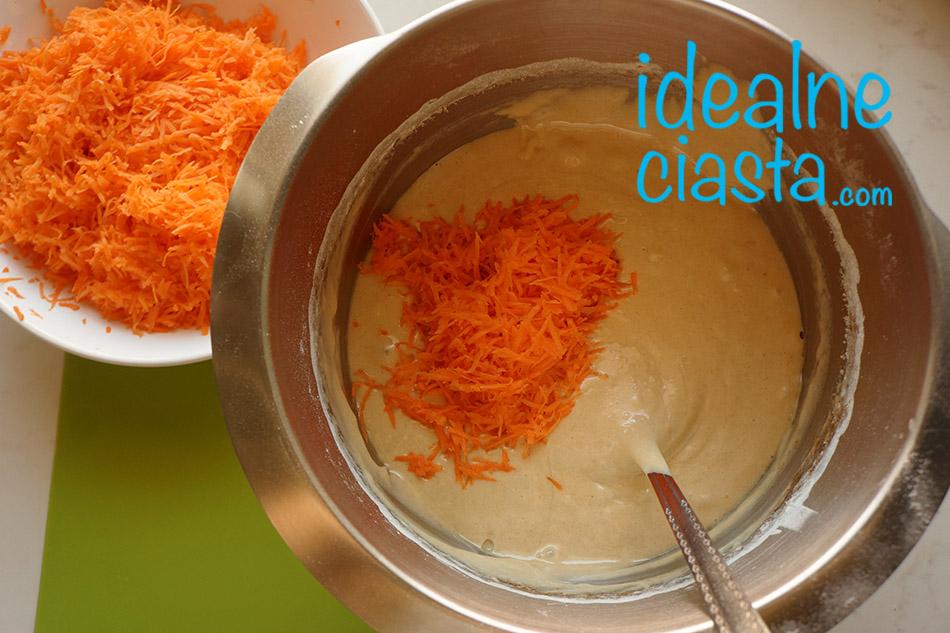 jak zrobic ciasto marchewkowe