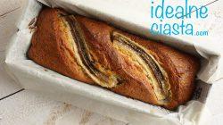 chlebek bananowy przepis