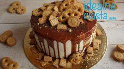 tort ciasteczkowy
