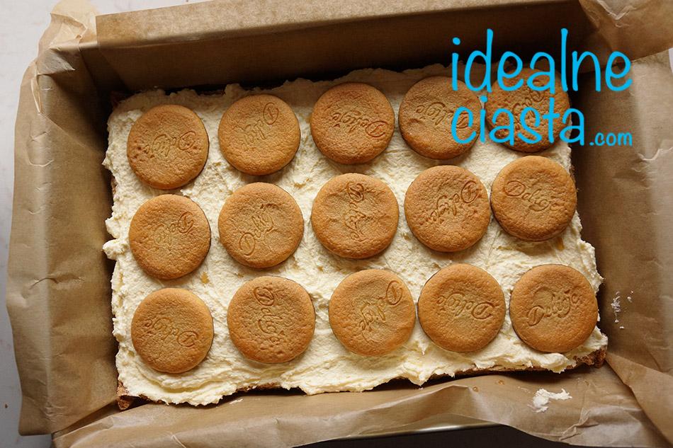 jak zrobic ciasto z delicjami