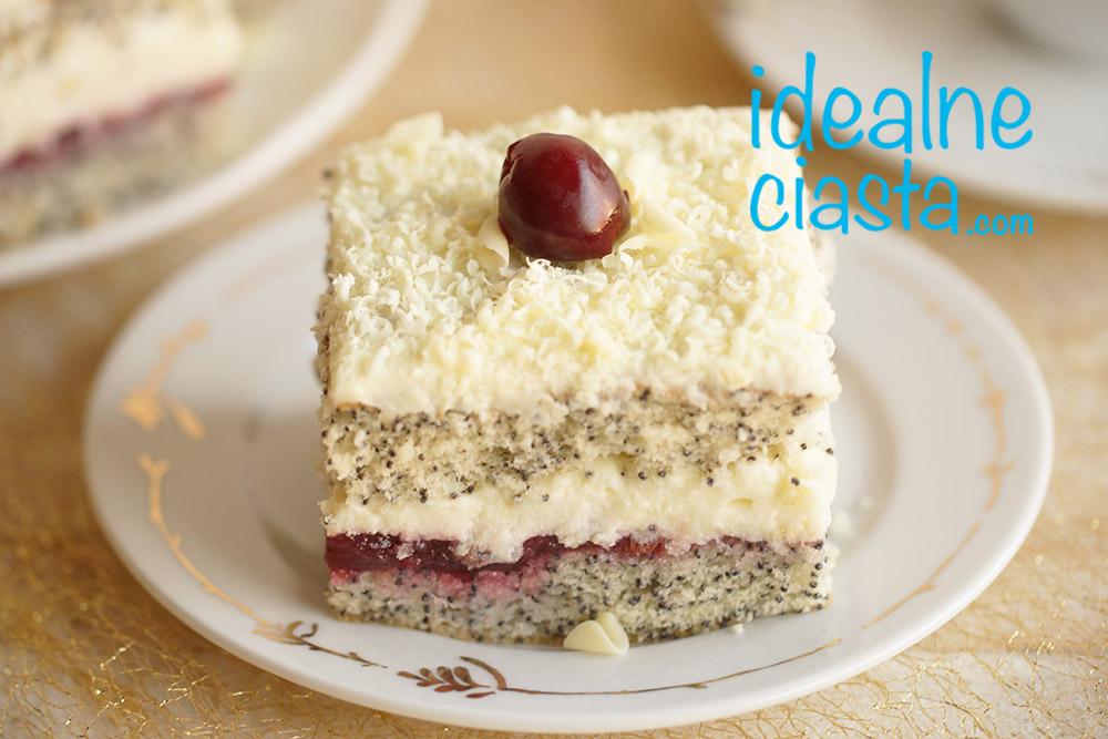 ciasto makowa panienka przepis