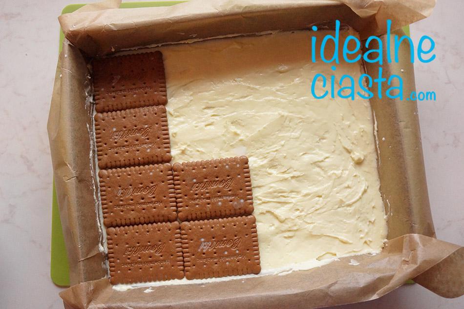 jak zrobic ciasto z herbatnikami