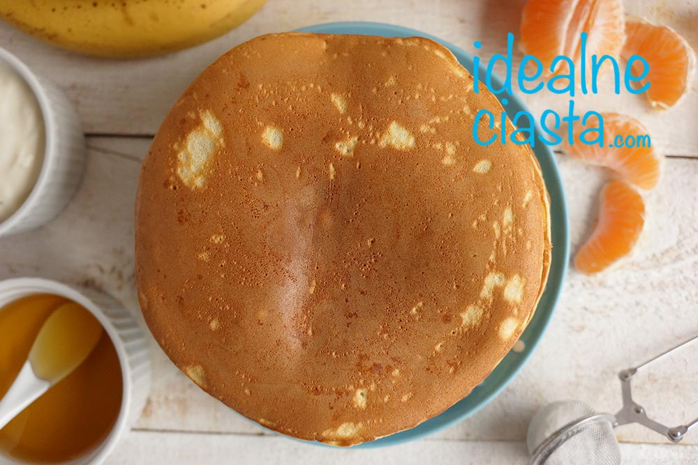 pancakes najlepszy przepis