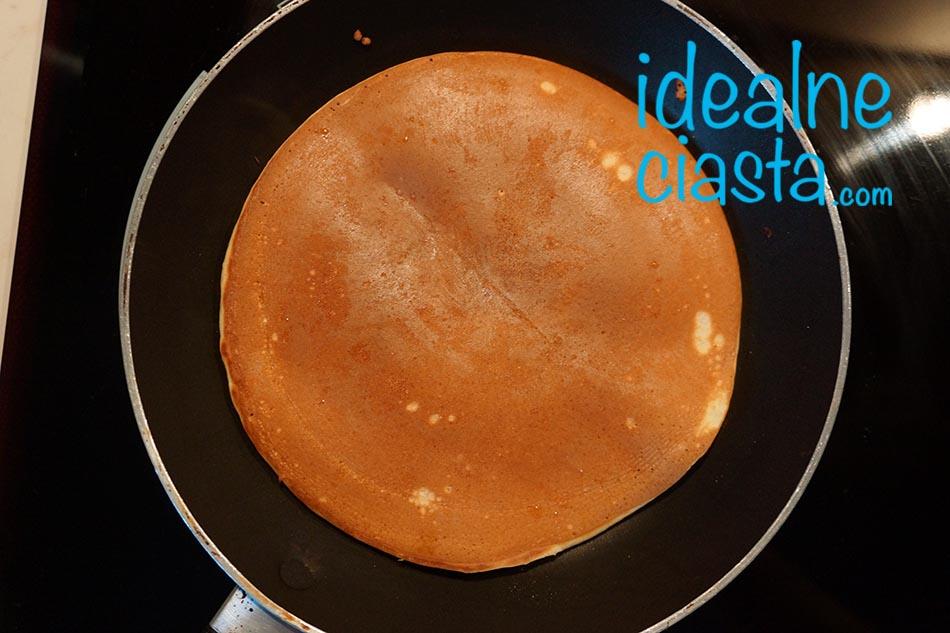 jak smazyc pancakes