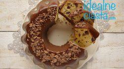babka piaskowa z czekolada
