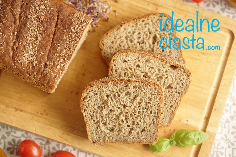 chleb pszenno-zytni przepis