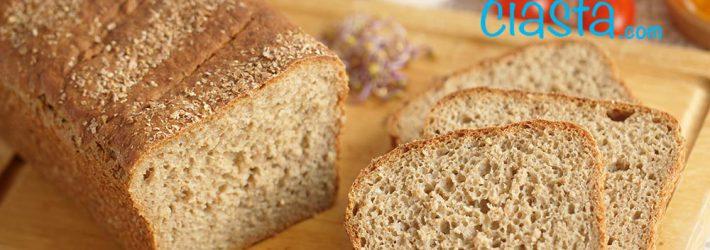 chleb pszenno-zytni na drozdzach - latwy przepis