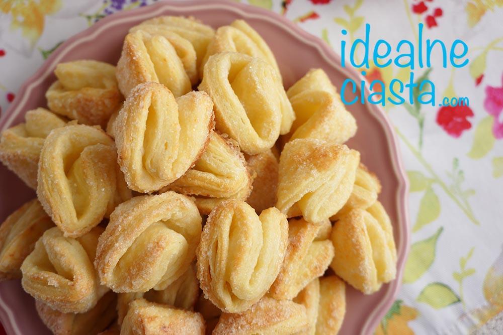 ciasteczka z cukrem przepis