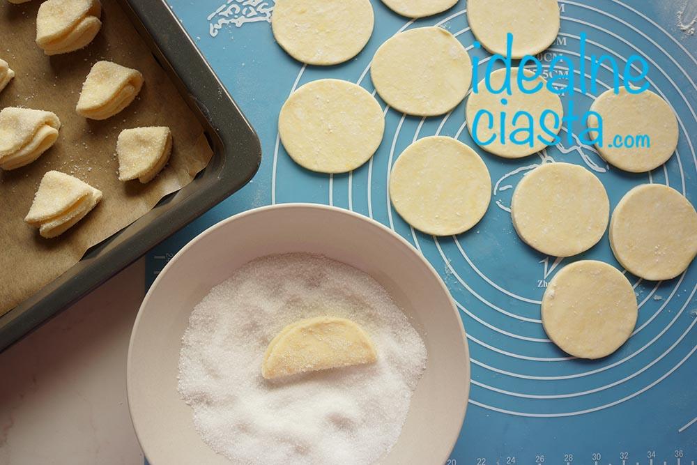 jak zrobic ciasteczka z cukrem