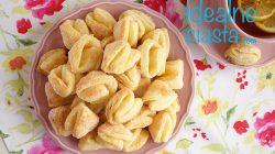 ciasteczka twarogowe gesie lapki