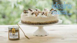 tort snickers bez pieczenia