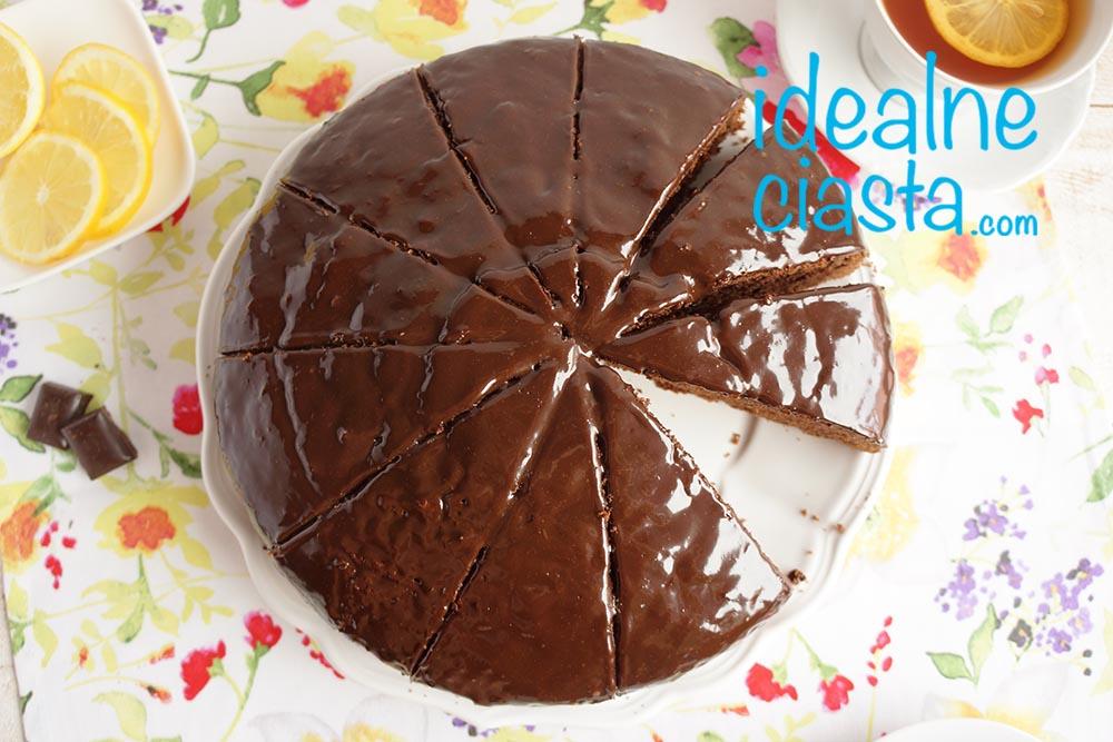prosty przepis na ciasto z czekolada