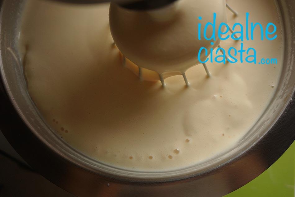 jak zrobic pianke z mleka skondensowanego