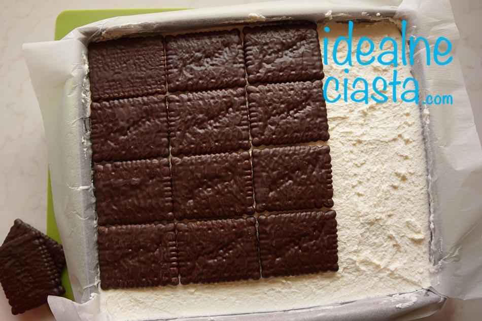 jak zrobic ciasto bez pieczenia