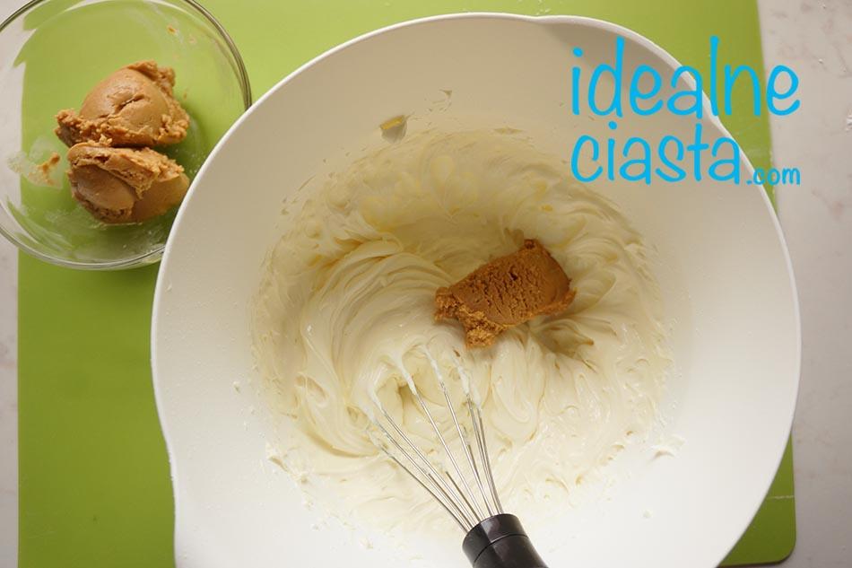 jak zrobic krem z maslem orzechowym