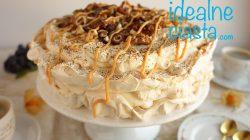 tort bezowy daklas