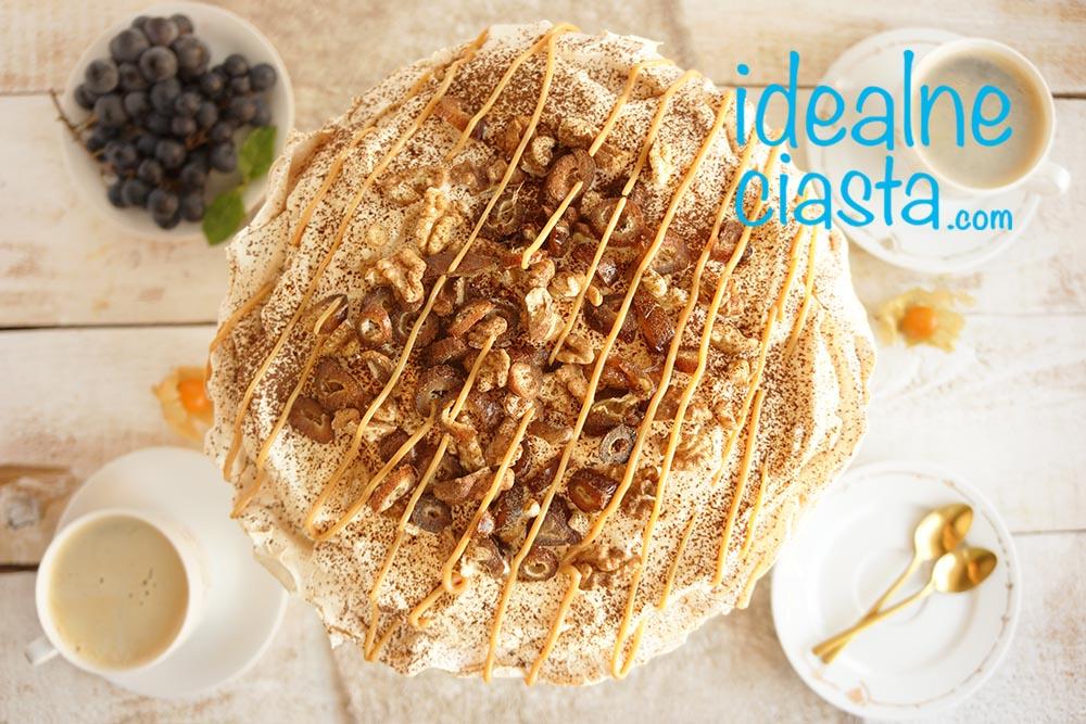 tort bezowy dacquoise (daklas)