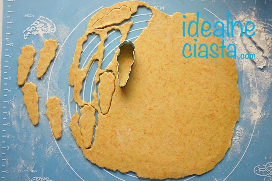 jak zrobic ciasteczka z marchewka
